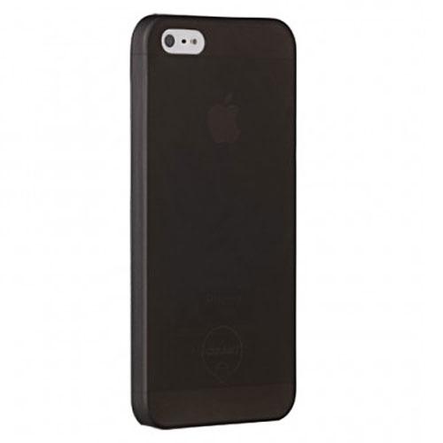 Чехол для iPhone 5 / iPhone 5S Ozaki O!coat 0.3 Jelly Black OC533BK