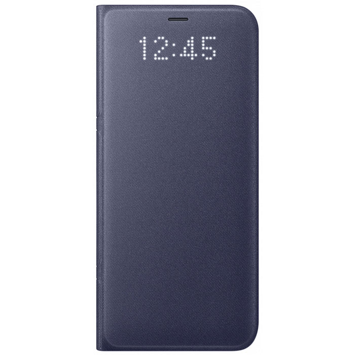 Чехол Samsung LED View Cover для Samsung Galaxy S8 SM-G950, фиолетовый