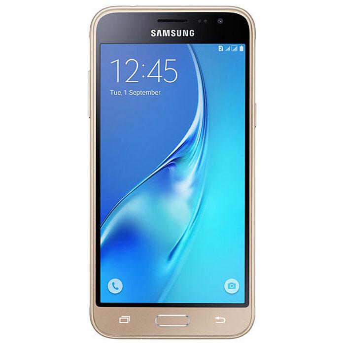 Смартфон Samsung Galaxy J3 (2016) SM-J320F 8Gb Gold
