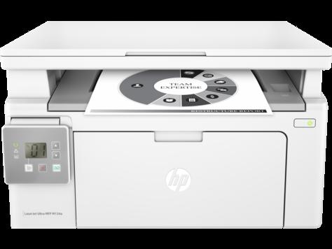 МФУ HP LaserJet Ultra M134a G3Q66A лазерное