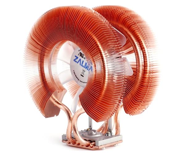 Устройство охлаждения(кулер) Zalman 9900A LED ( CNPS9900A LED )
