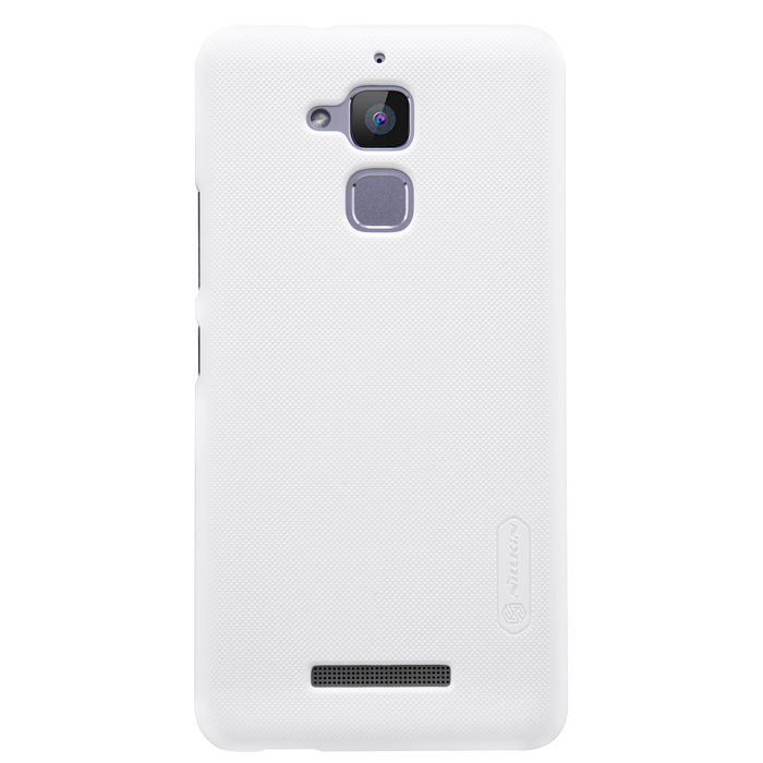 Чехол Nillkin Super Frosted Shield Case для Asus ZenFone 3 Max ZC520TL белый