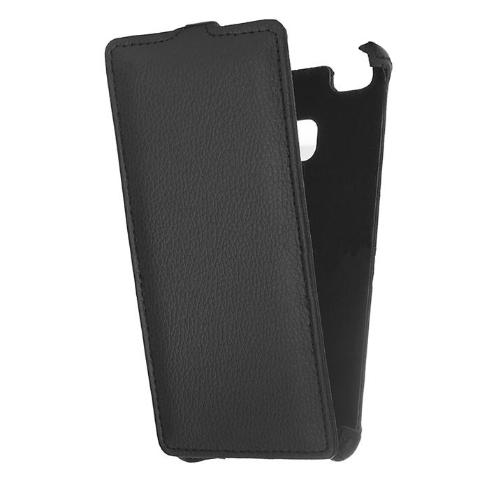 Чехол Gecko Flip-case для Huawei P9 Lite черный