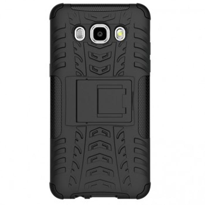 Чехол SkinBox Defender case для Samsung Galaxy J5 (2016) SM-J510FN, черный