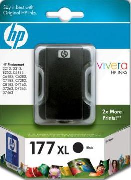 Картридж HP C8719HE №177XL Black
