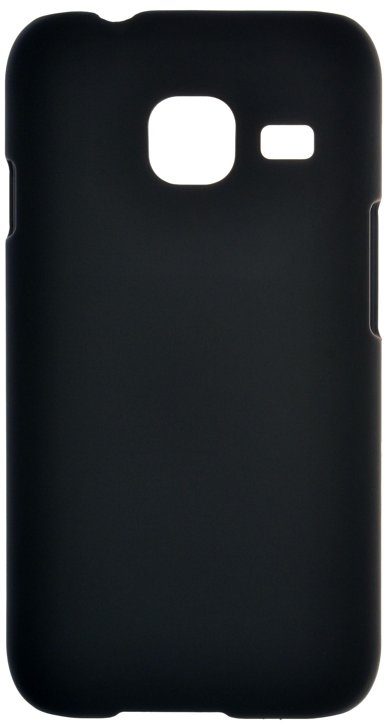 Чехол skinBOX 4People case для Samsung Galaxy J1 mini (2016) SM-J105H, черный