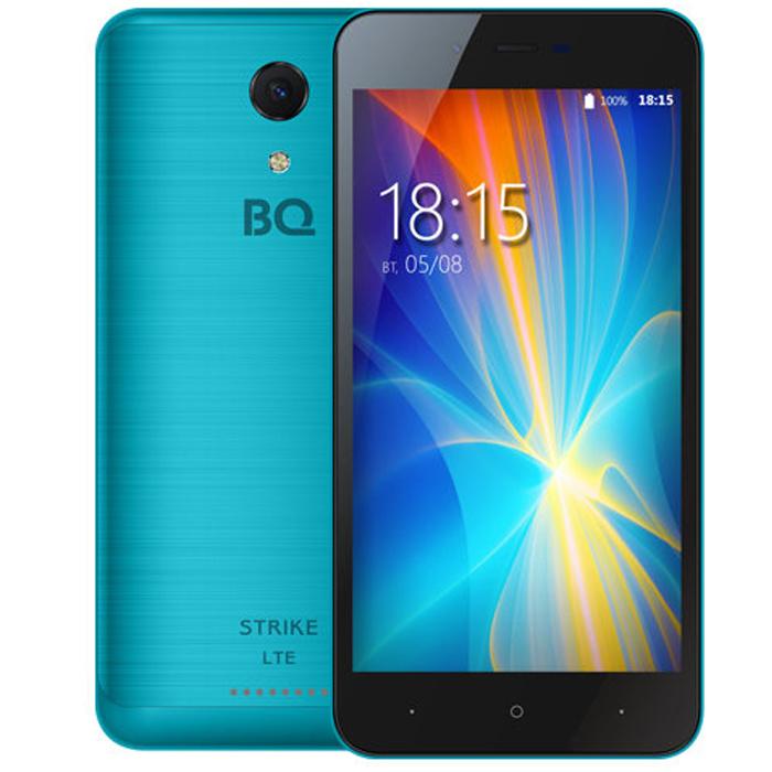 Смартфон BQ Mobile BQ-5044 Strike LTE Blue