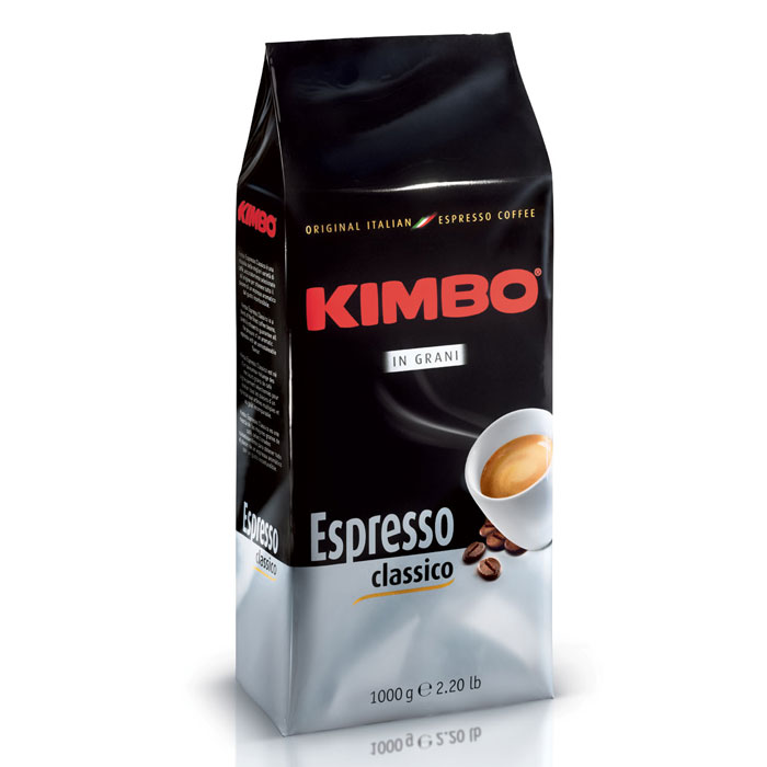 Кофе в зёрнах Kimbo Grani 1 кг