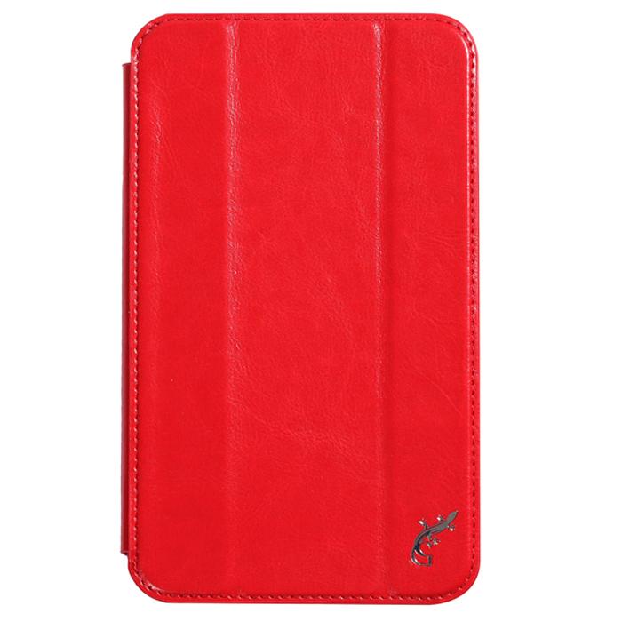 Чехол для Asus Fonepad 7Memo Pad 7 ME170CGME170C, G-case Executive, эко кожа, красный
