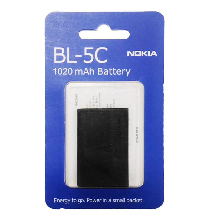 Аккумулятор для сотового телефона Nokia BL-5C