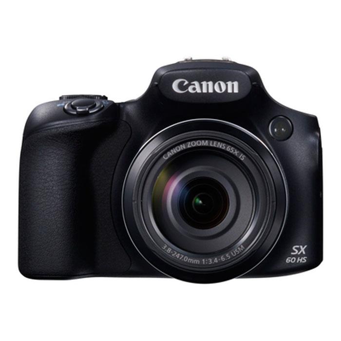 Фотоаппарат Canon PowerShot SX60 HS Black