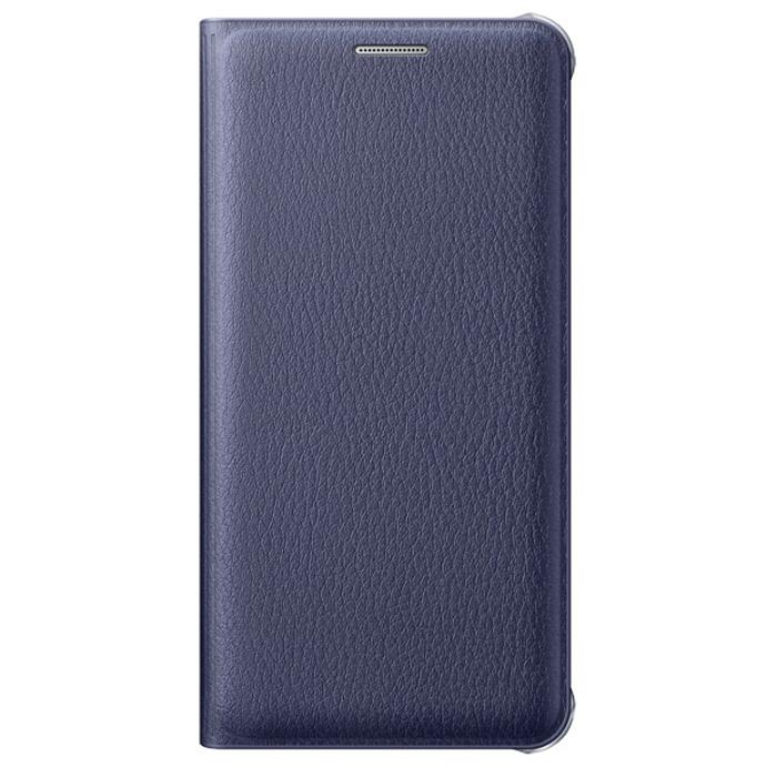 Чехол Samsung Flip Cover для Galaxy A3 (2016) SM-A310F, синий