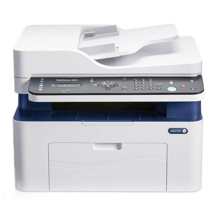 МФУ Xerox WorkCentre 3025NI лазерное