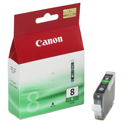 Картридж Canon CLI-8G Green