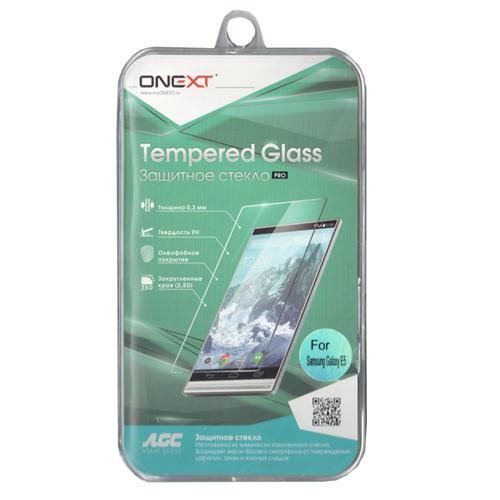 Защитное стекло Onext для Samsung E500H Galaxy E5