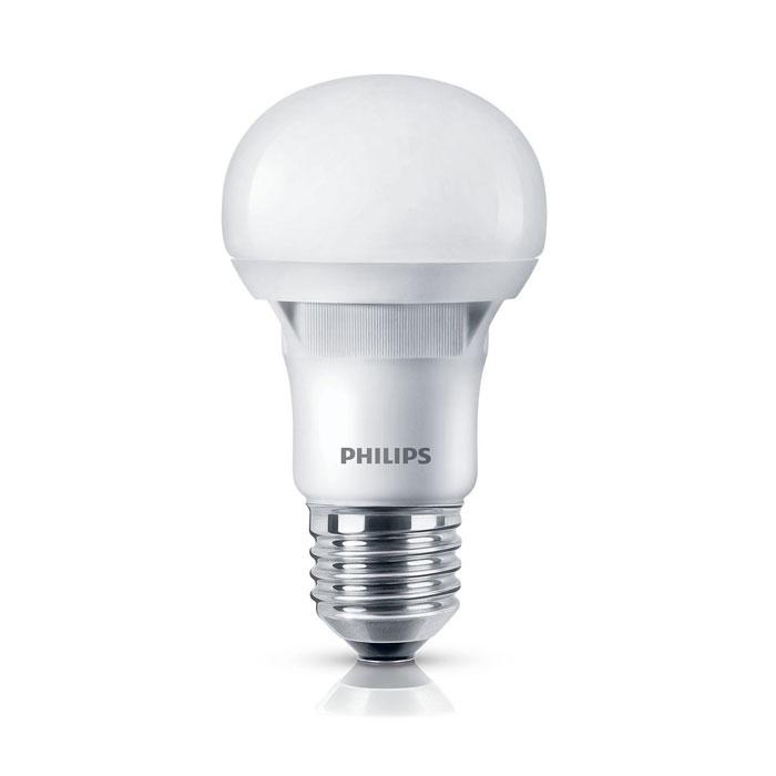 Светодиодная лампа Philips Essential A60 E27 5W 230V теплый белый свет