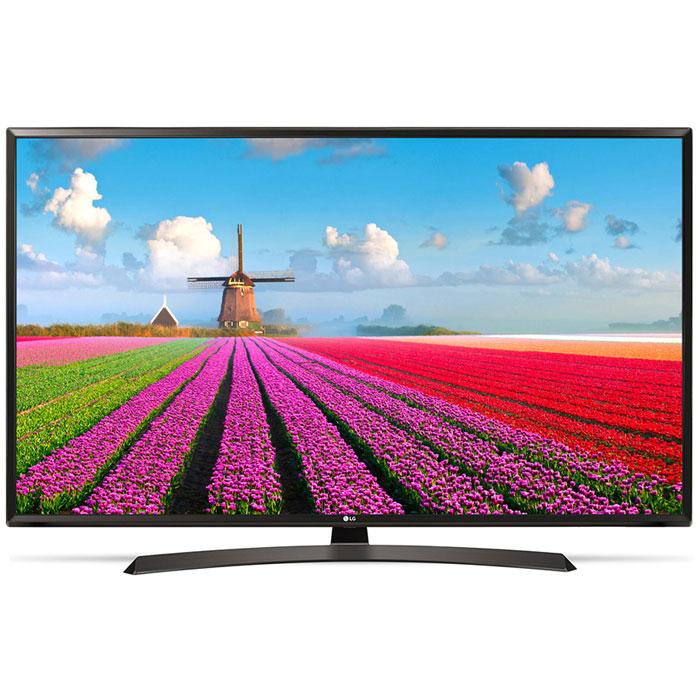 Телевизор ЖК 49″ LG 49LJ595V черный