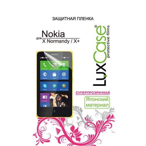 Защитная плёнка для Nokia X/X+ LuxCase Суперпрозрачная