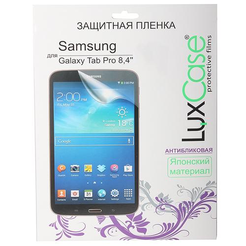 "Защитная плёнка для Samsung T700\T705 Galaxy Tab S 8.4"" Luxcase Антибликовая"