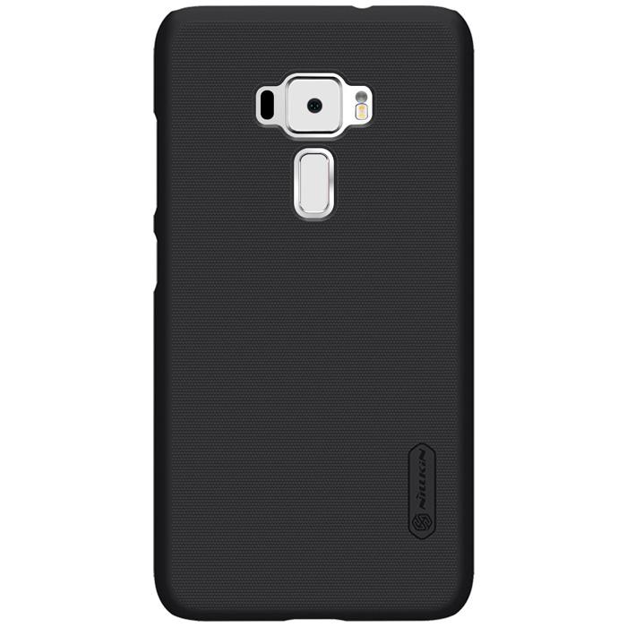 Чехол Nillkin Super Frosted Shield case для Asus ZenFone 3 ZE552KL черный