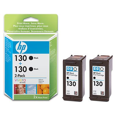 Картридж HP C9504HE Black (2хC8767AE)