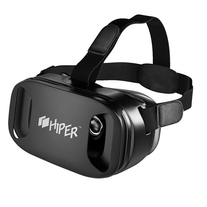 Очки виртуальной реальности HIPER ( VRP ) черные