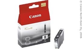 Картридж Canon CLI-8BK Black