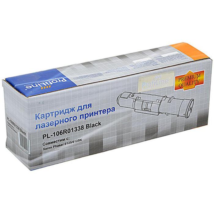Картридж ProfiLine PL-106R01338 Black