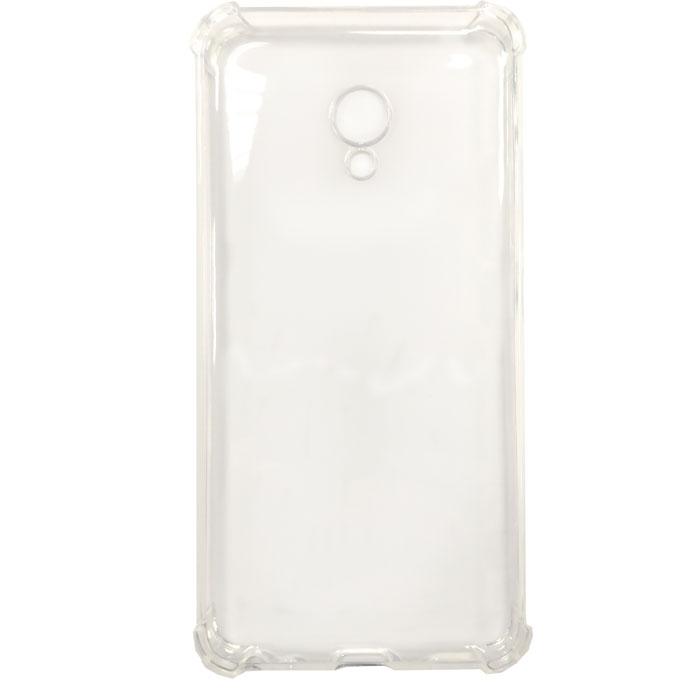 Чехол Gecko Силиконовая светящаяся накладка для Meizu M5 Note, белая
