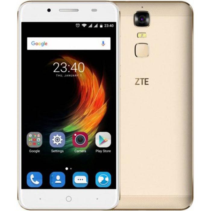 Смартфон ZTE Blade А610 Plus Gold