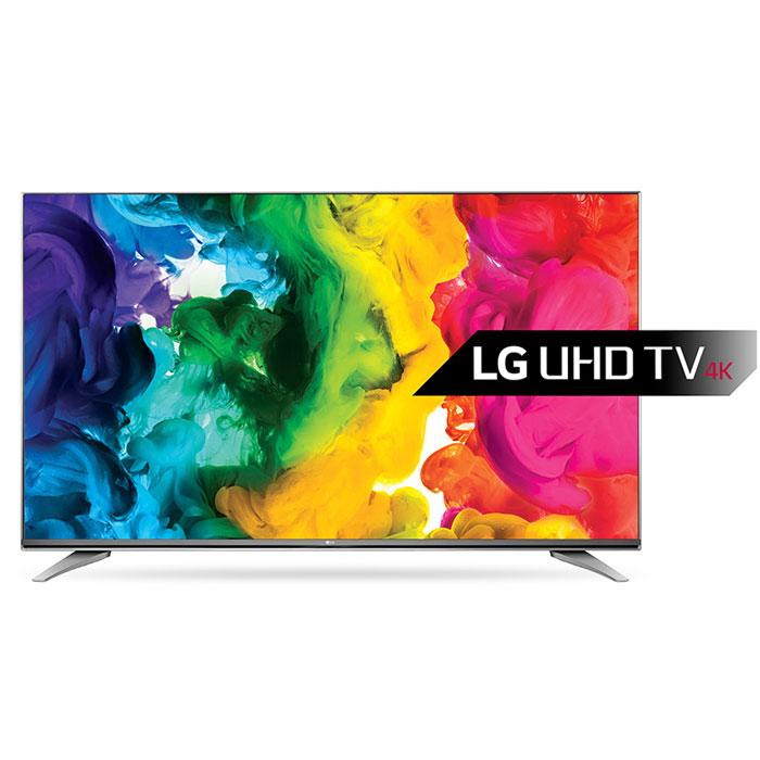 Телевизор ЖК 43″ LG 43UH750V серый