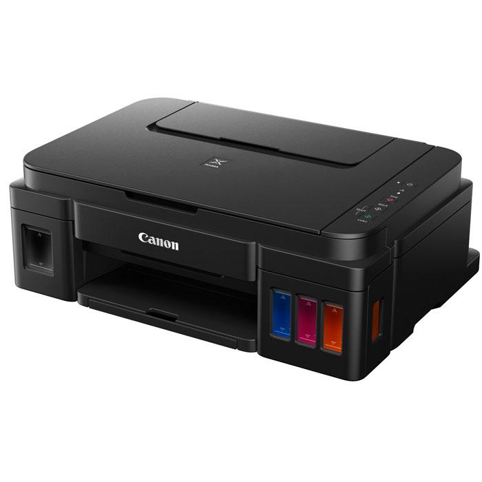МФУ Canon Pixma G3400 цветное струйное