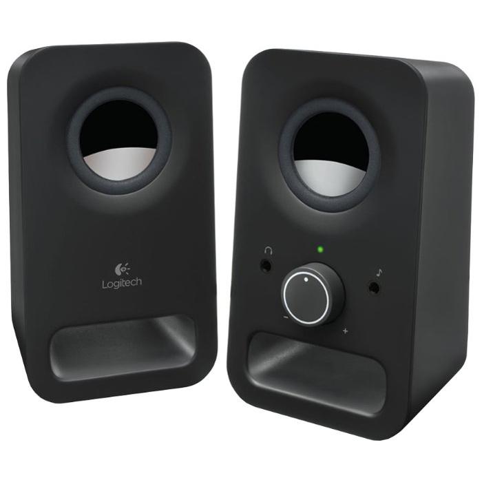 Колонки 2.0 Logitech Z150 Black ( 980-000814 )