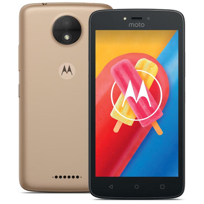 Смартфон Motorola Moto C (XT1754) Gold