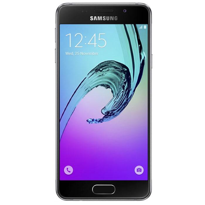 Смартфон Samsung Galaxy A3 SM-A310F Black