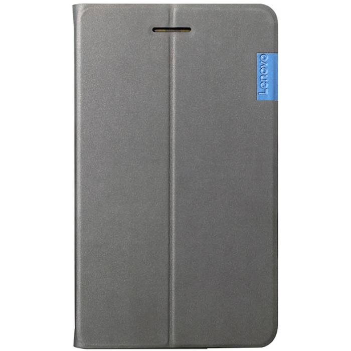 Чехол для Lenovo Tab 3 TB3-730X, Lenovo Folio Case, Gray
