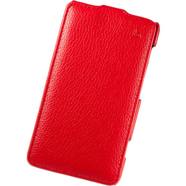 Чехол Partner Flip-case для Nokia Lumia 925, красный