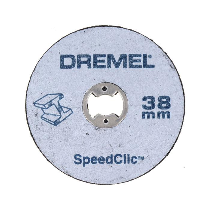 Набор отрезных кругов Dremel SC406 2615S406JC