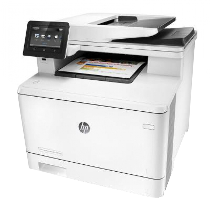 МФУ HP Color LaserJet Pro MFP M477fdn CF378A лазерное