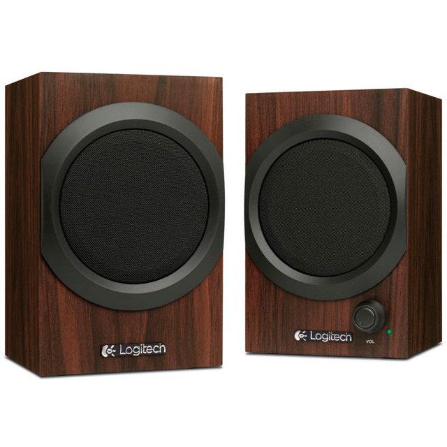 Колонки 2.0 Logitech Z240 Wood ( 980-000756 )