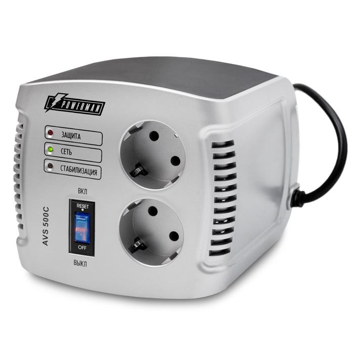 Стабилизатор Powerman AVS500C