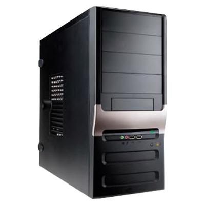 Корпус ATX Miditower INWIN EC025BL 450W Black