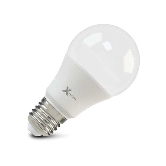 Светодиодная лампа X-flash A60 E27 10W 230V белый свет