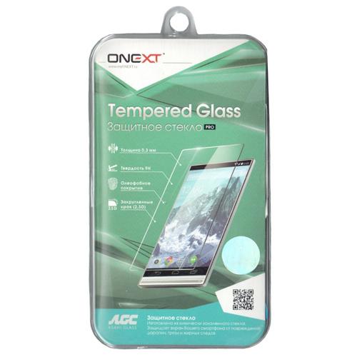 Защитное стекло Onext для Sony E2105\E2115 Xperia E4\E4 Dual