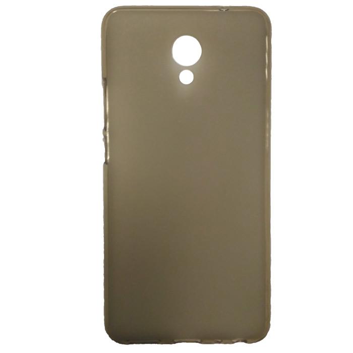 Чехол Gecko Силиконовая накладка для Meizu M5 Note, черная