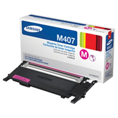 Картридж Samsung CLT-M407S Magenta