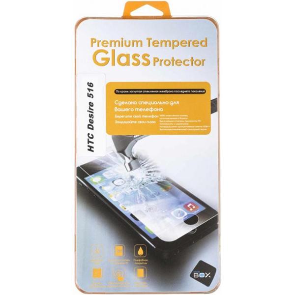 Защитное стекло Skinbox для HTC Desire 516