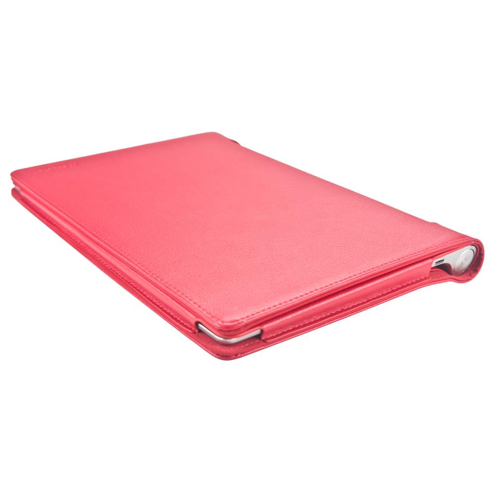Чехол IT BAGGAGE для Lenovo Yoga Tablet 3 8, эко кожа, красный