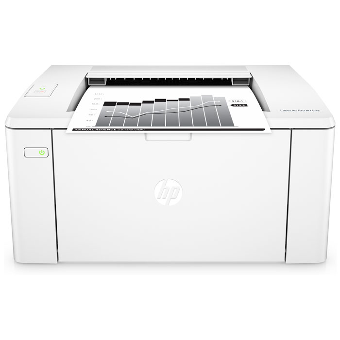 Принтер HP LaserJet Pro M104w G3Q37A лазерный