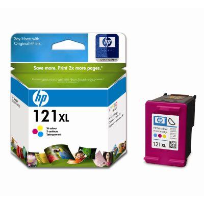 Картридж HP CC644HE №121XL Color